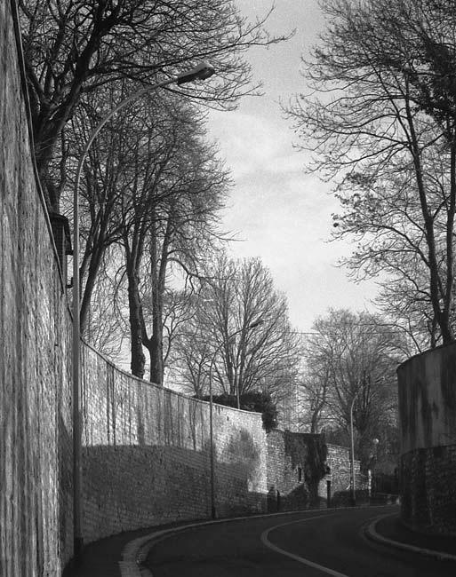 Promenade dans Sèvres.