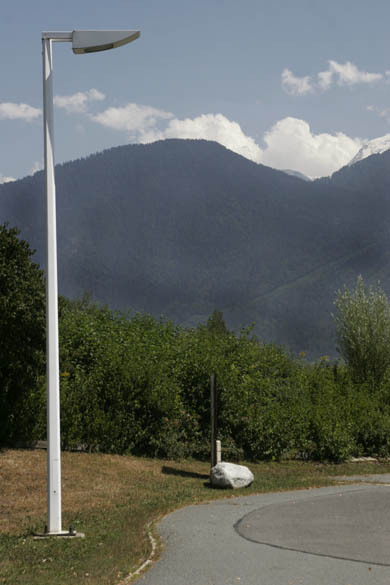 autoroute, route du Mont Blanc