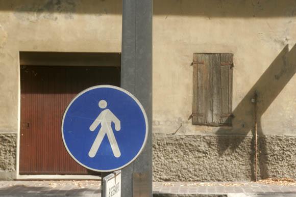 Fine del viaggio visivo in Italia
