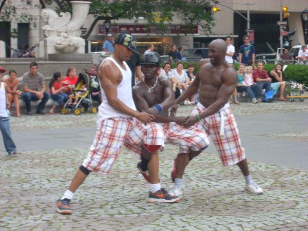 NYC Dancers