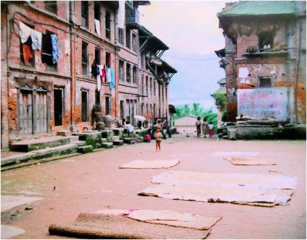 Square of Bhaktapur