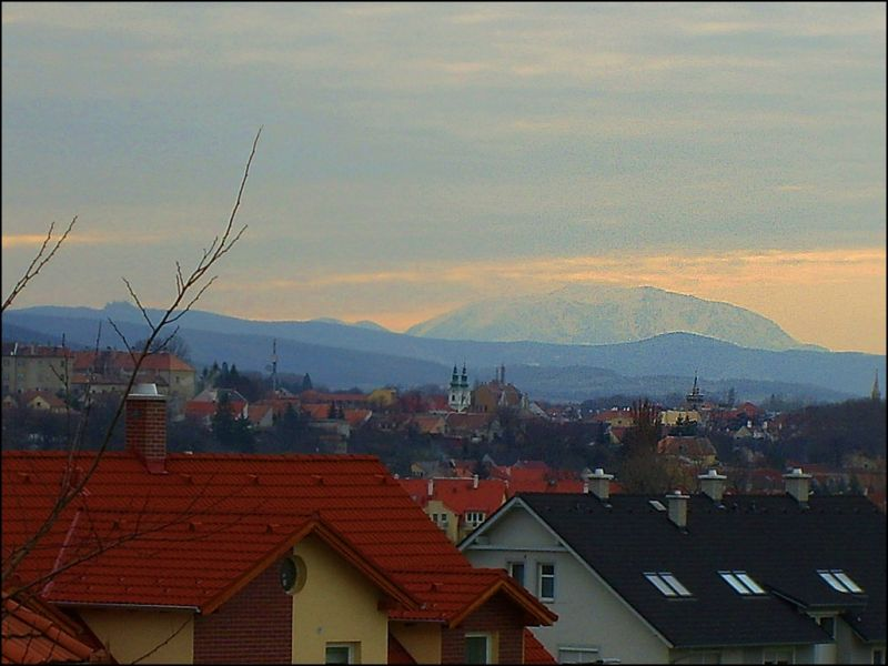 Sopron and Schneeberg