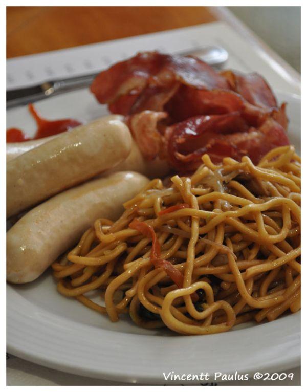 Breakfast @ Metropark Macau