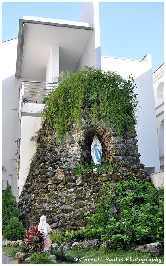 Marian Grotto in Singapore