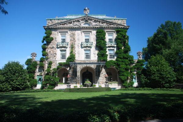 Kykuit , the Rockefeller Estate Sleepy Hollow, NY