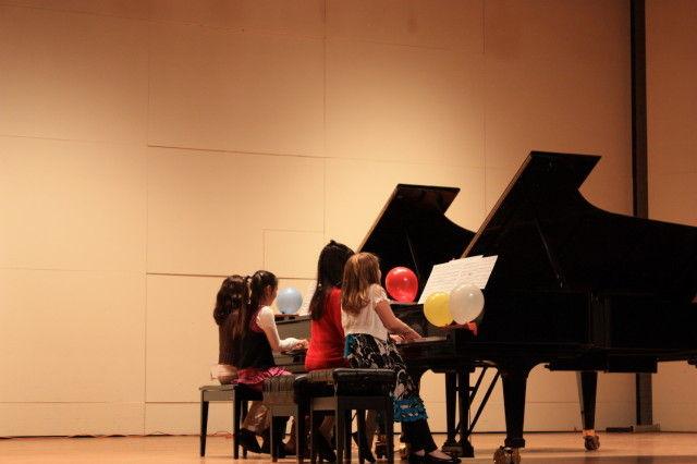 Piano Recital, 2010
