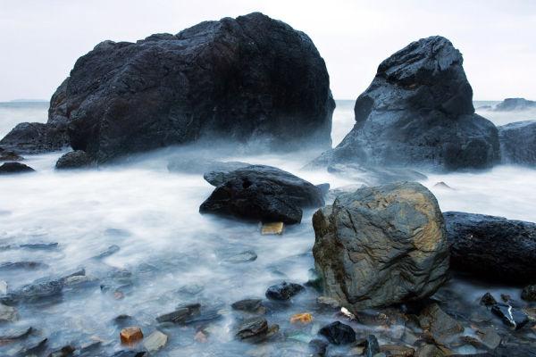Photography of Heishijiao