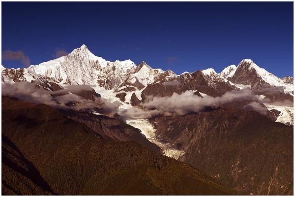 Photography of Meri Snow Mountain