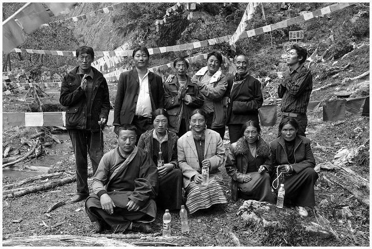Photography of Yubeng