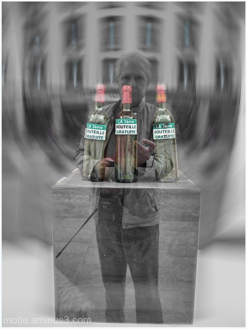 people portraits wine