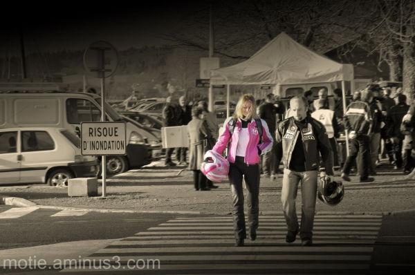 biker people portraits