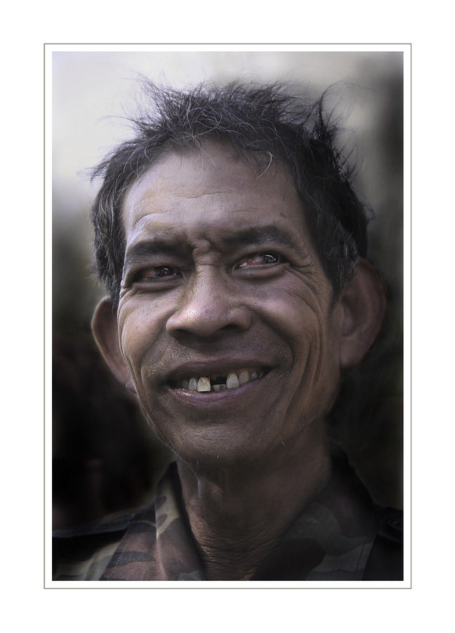 portraits people thailand
