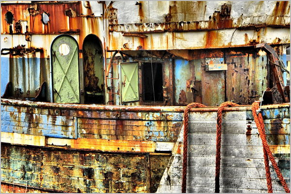 All That Rust...