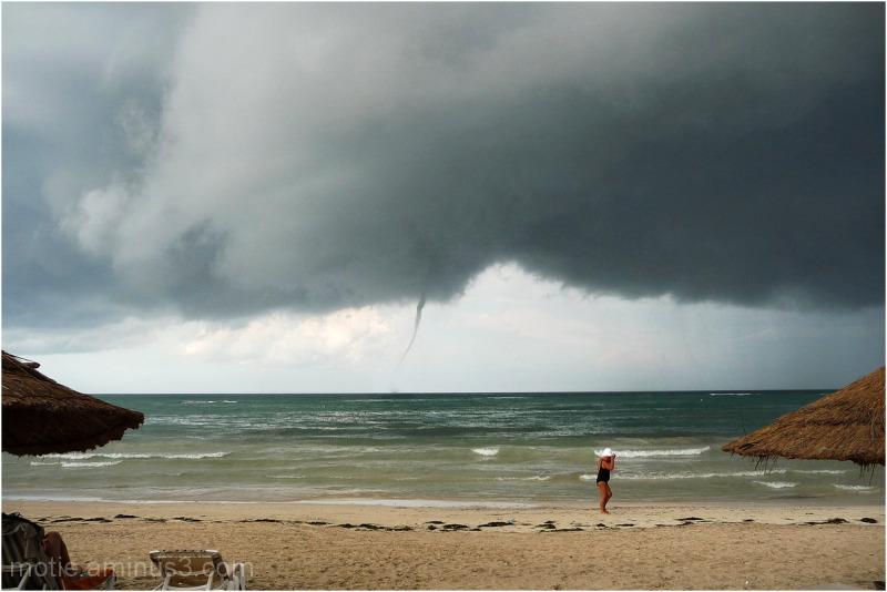 Like a Hurricane...../ Comme un ouragan...