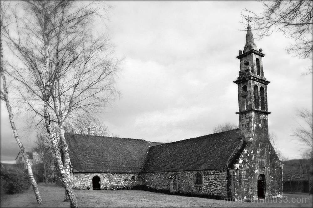 Chapel in Brittany / Journée du patrimoine