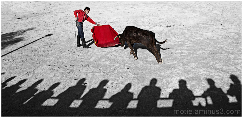 Les spectres de la corrida/Ghosts of the bullfight