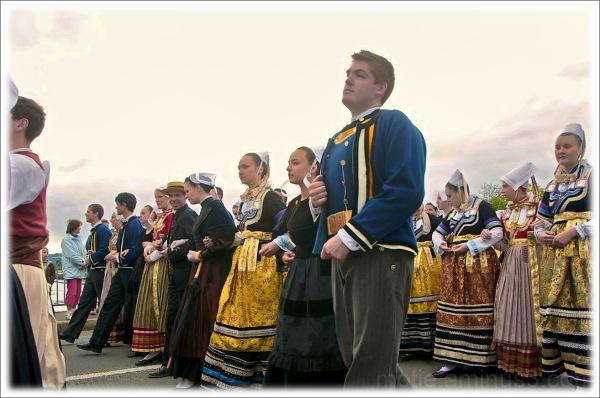 The bretons...
