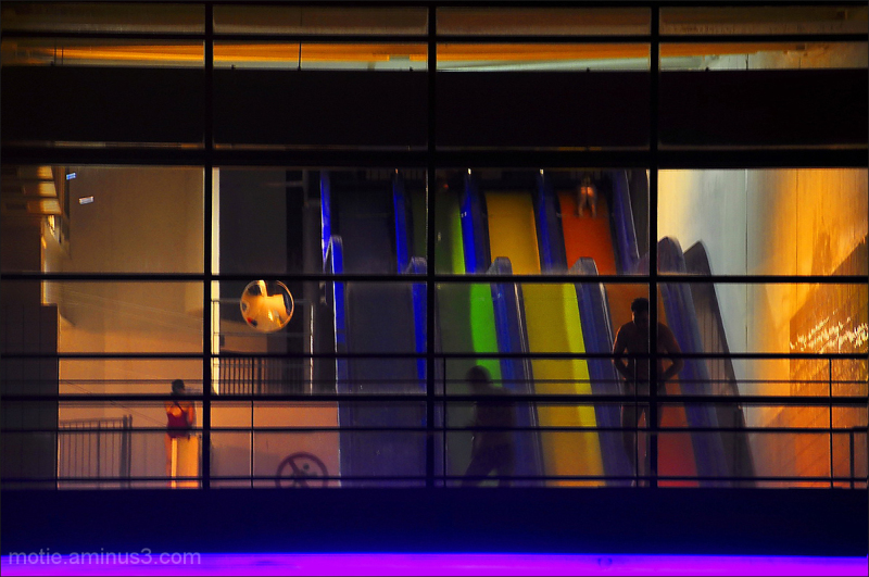 Pool at night  (2)