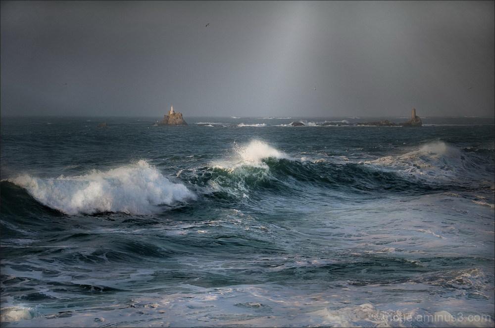 Ocean...../ Mer d'Iroise.