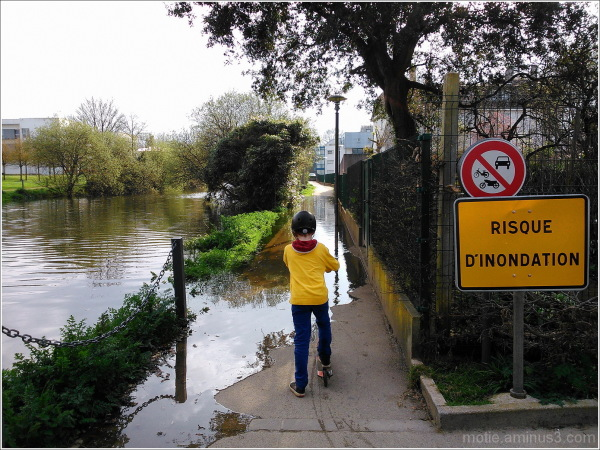 Flood Risk.....Should i go or should i stay!