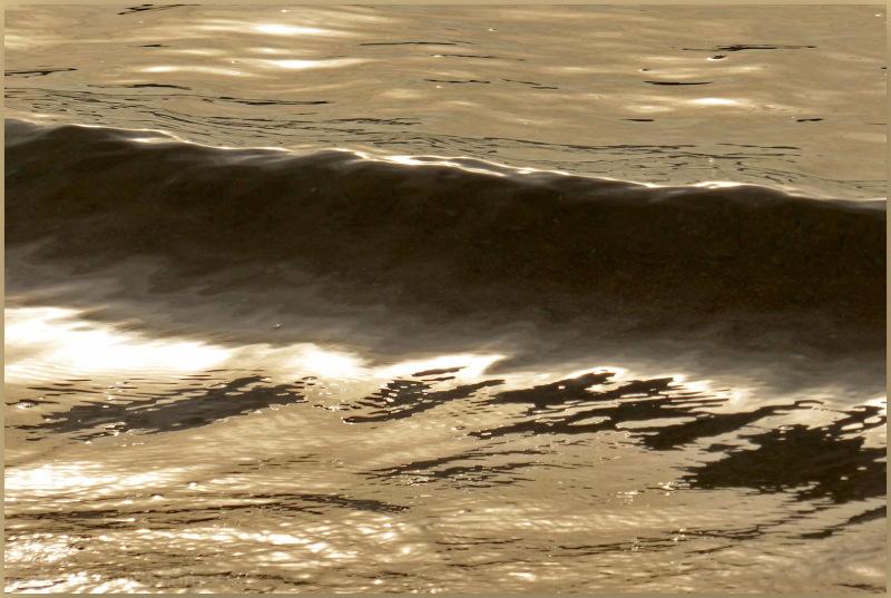 Molten sea