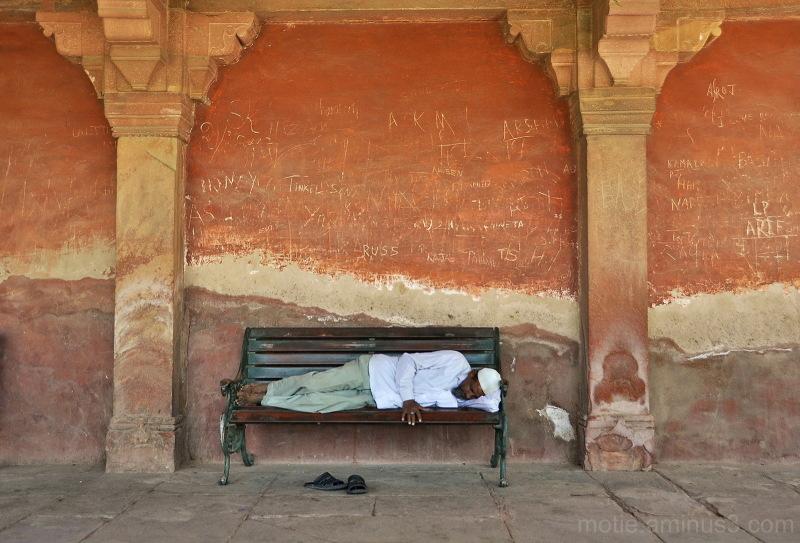 Rajasthan street people