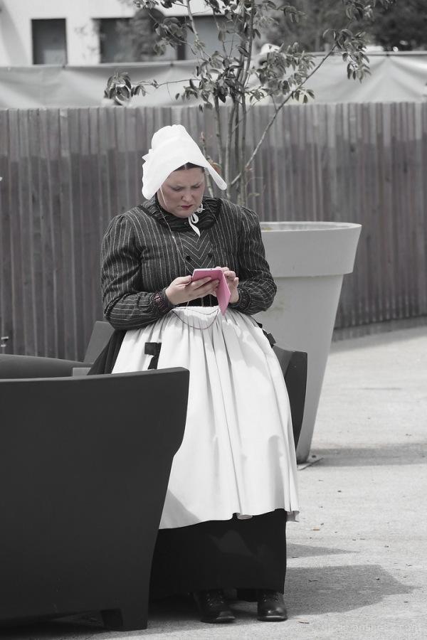 Le téléphone rose...