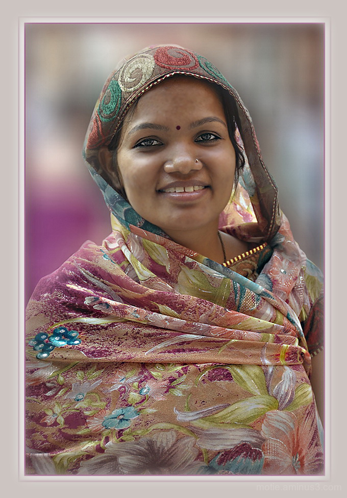 Women from Rajasthan