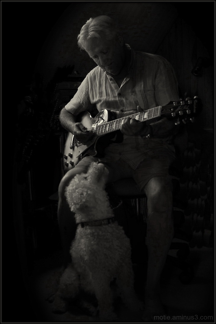 La voix de son maître....