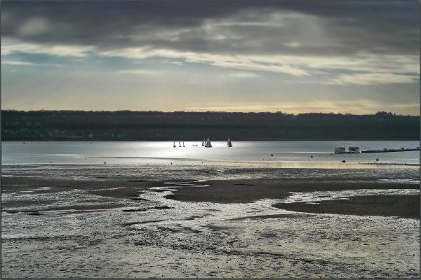 landscape boat sea