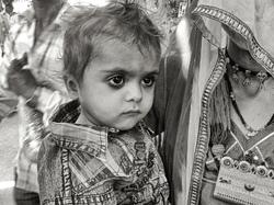 Enfant du Rajasthan