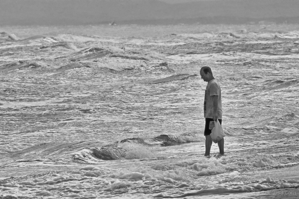 La pêche à pied
