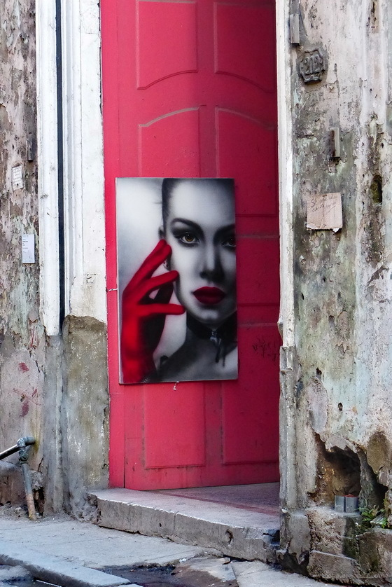 La maison du peintre...