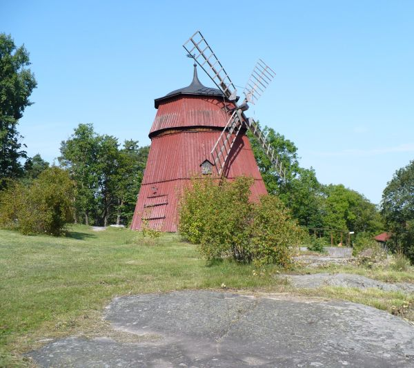 Väderkvarn i Torshälla