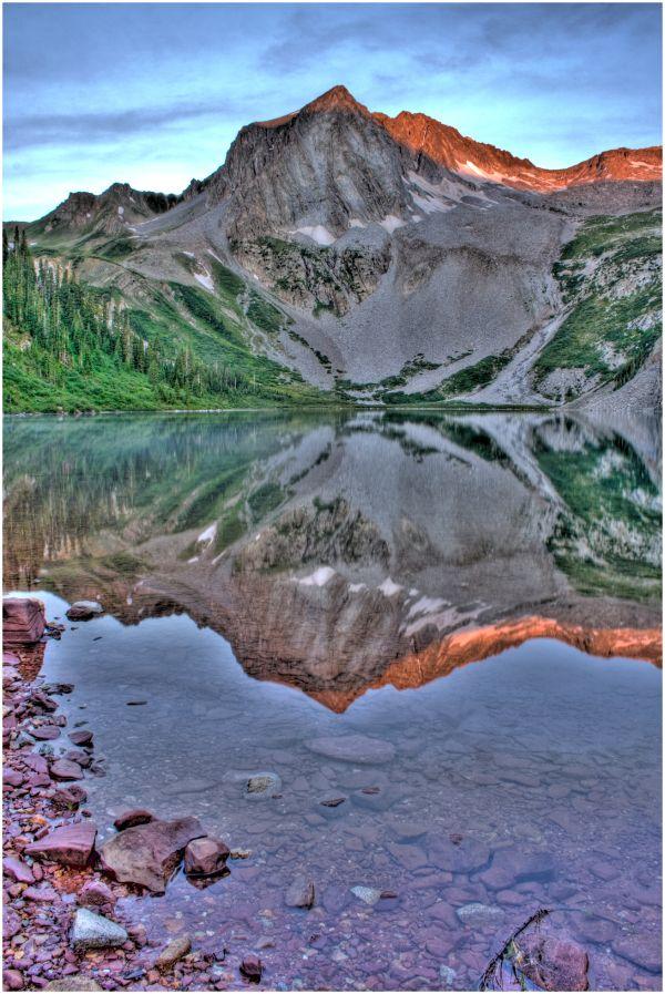 Snowmass Lake Four Loop Pass Aspen