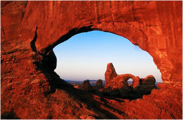 Turret Window Arch