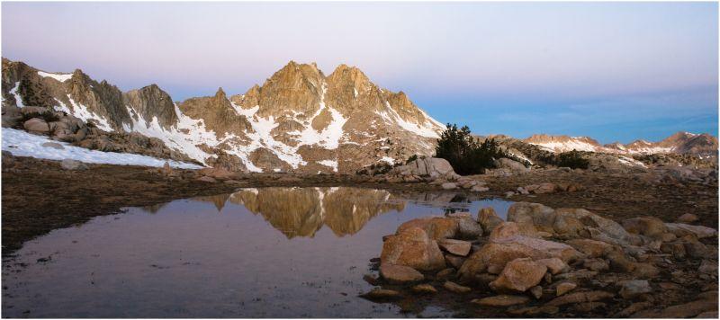 """Silver Pass"" ""John Muir Trail"""