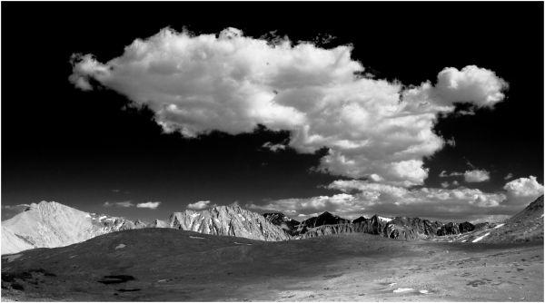 """John Muir Trail"" ""Pinchot Pass"""