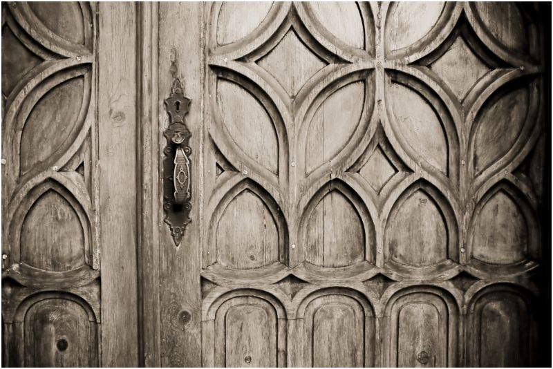 Church Doors, Santa Fe