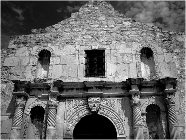Remember This?  The Alamo