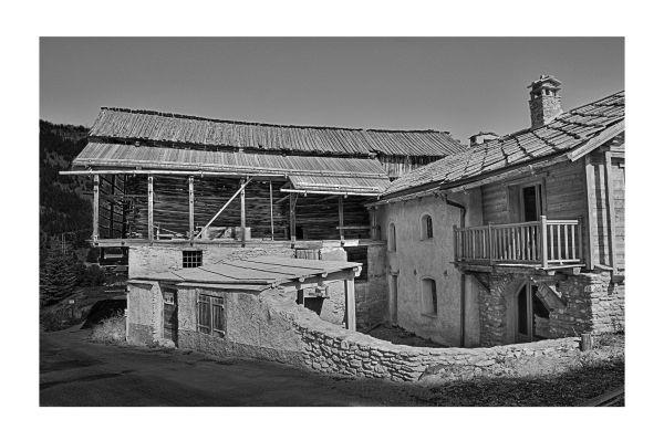 Vielle maison du Queyras