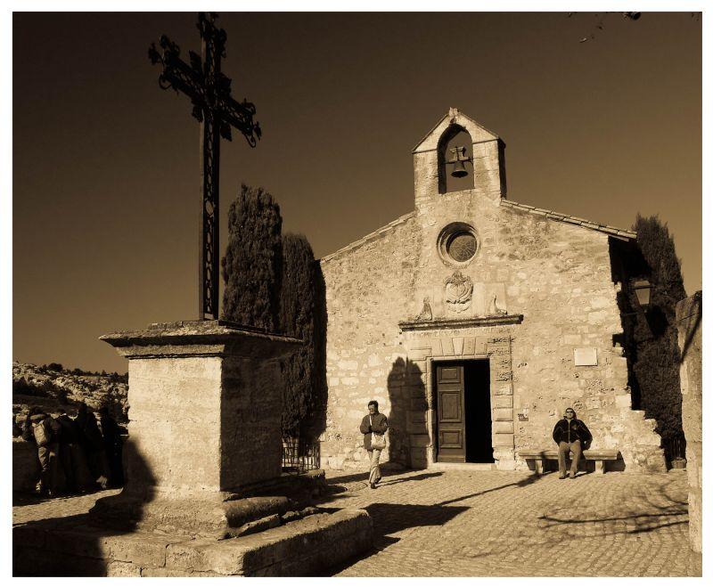 Chapelle des Baux