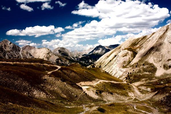 Montagnes ha que es es belle