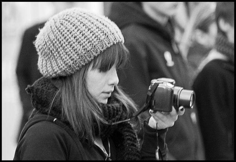 Une autre photographe