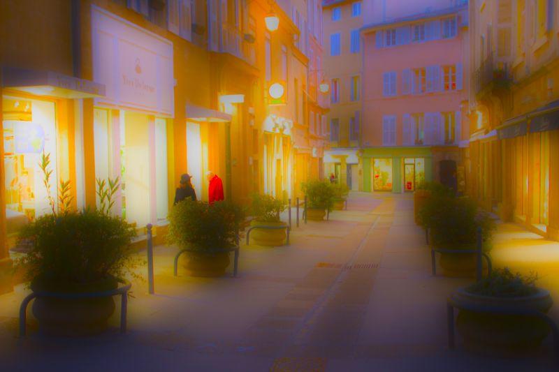 Rue d'Aix