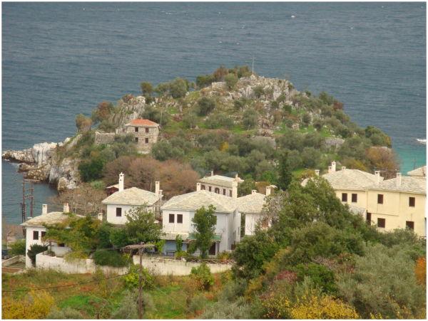Damouchari - Pelion, Greece