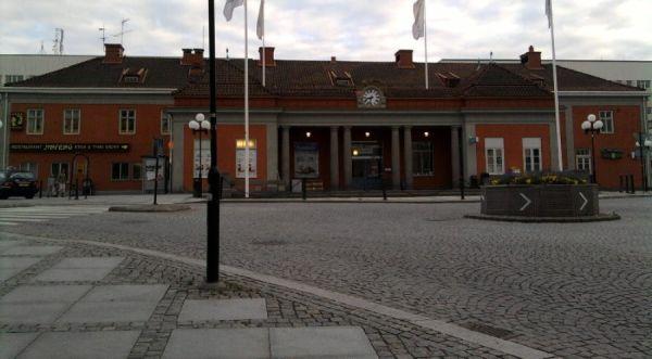 En plats i Eskilstuna.