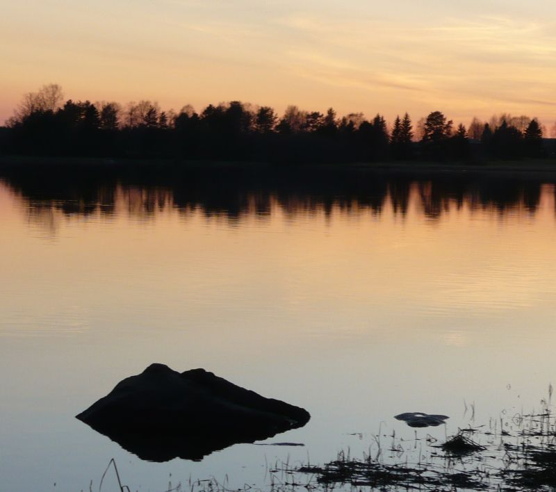 lake from Finnland