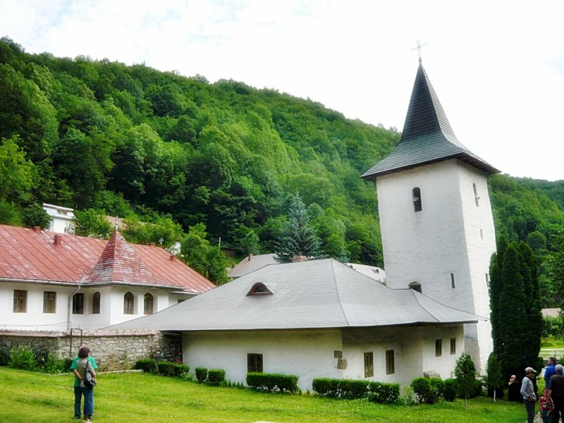 The church from Rameti -place
