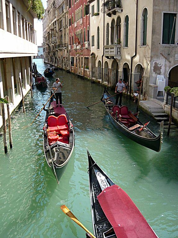 I miss Venice
